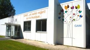 Locaux - GAM