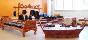 Locaux - Salle Gamelan - GAM