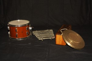 Ensemble de percussions