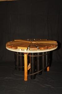 Marimba (fabrication sur-mesusre)