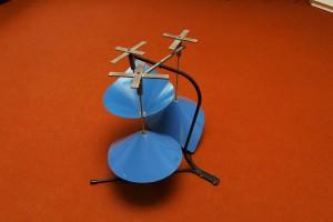 Strutures Baschet - Trois croix